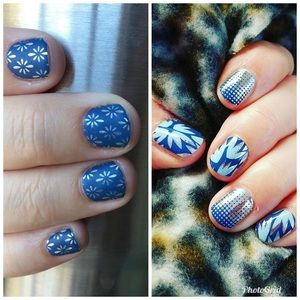 ‼️3/$25 or 5/$35‼️Now I Can & Denim Chic Nail Wrap